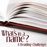 What's in a Name Reading Challenge