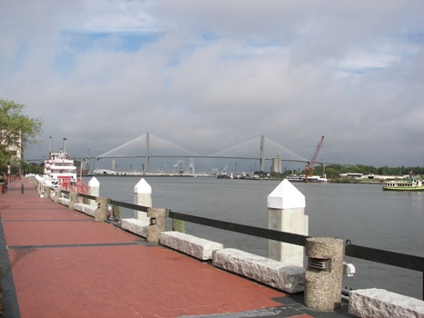 Savannah's Riverwalk